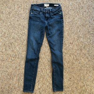 Frame skinny jeans (fits like a size 26)